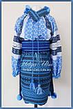 """Український костюм (стрій) """"Анна-Марія"""" (блак.) - 122 р., фото 7"""