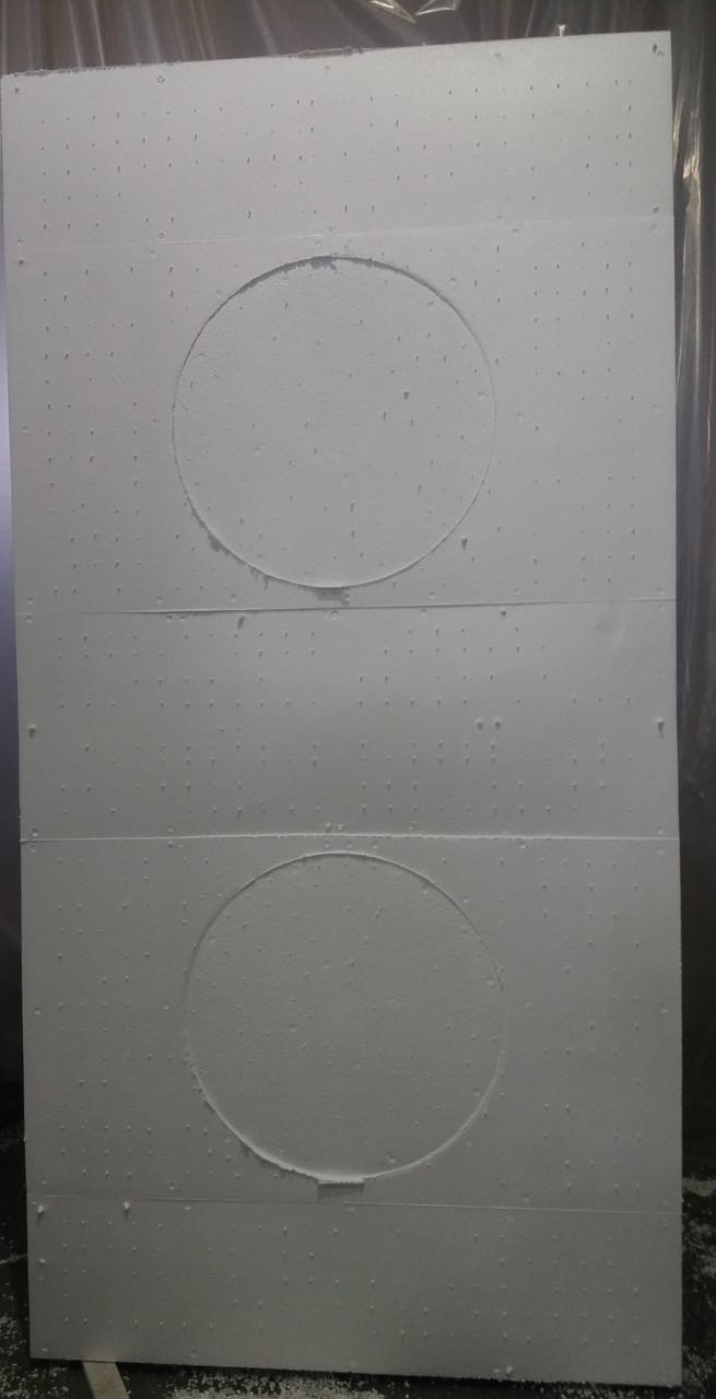 Пінопласт в блоках для моделей ЛГМ