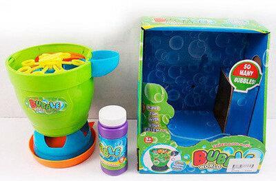 Детский генератор мыльных пузырей (Baddle World 007)