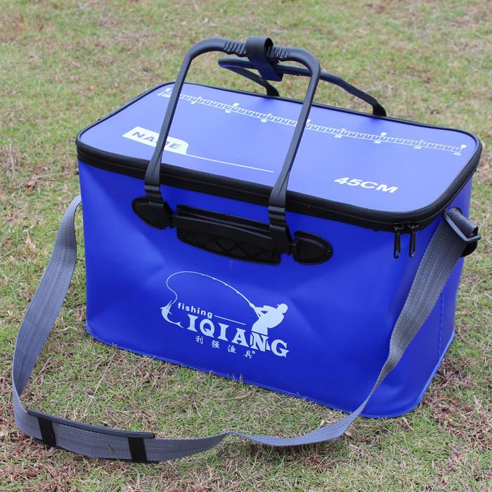 Сумка, сумка Эва, рыбацкая, водостойкая, рыбацкая сумка, универсальная, прочная, надёжная, для рыбаков