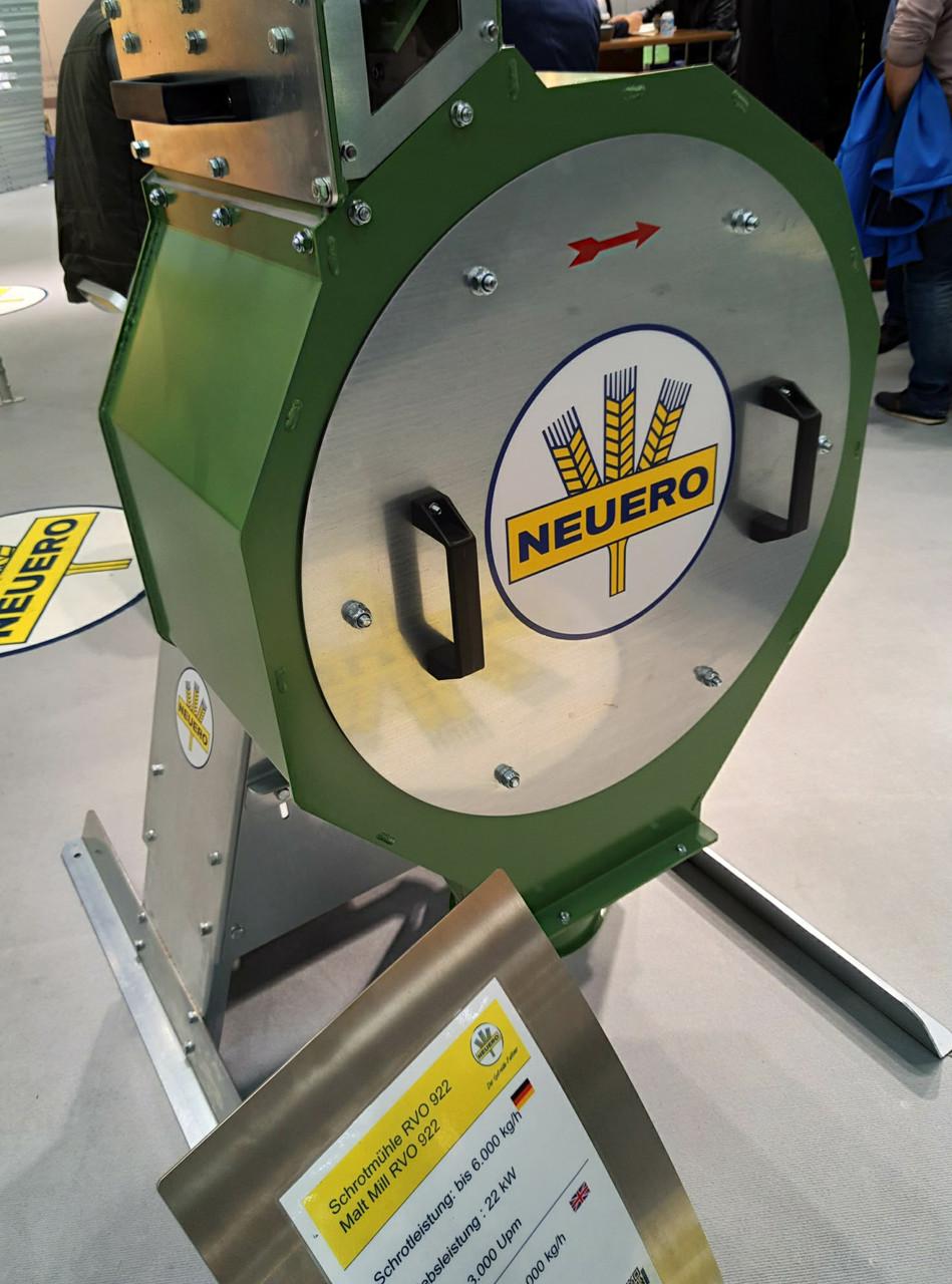 Молотковая дробилка для зерна RVO 930 (сделано в Германии)