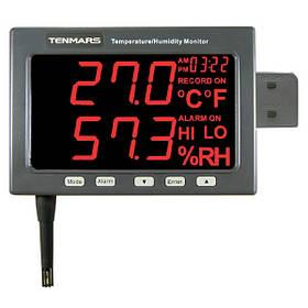 Термогигрометр Tenmars TM-185D