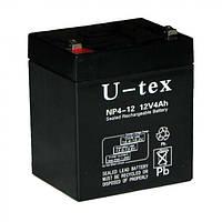Акумулятор U-tex 12 В / 4,5 Ah