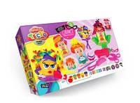 "Іграшка дитяча игрушка детская тесто для лепки стиліст перукар артикул tmd-13-01u master do  ""danko toys"""