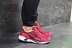 Мужские кроссовки Puma Trinomic (бордовые) , фото 3