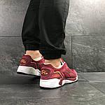 Мужские кроссовки Puma Trinomic (бордовые) , фото 5