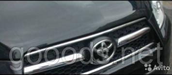 Тюнинг решетки радиатора Toyota RAV4 (09-12)