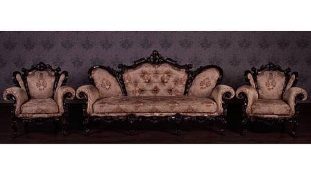 Комплект мебели Элия Джакар, мягкая мебель, мебель в ткани, комплект мебели, фото 2