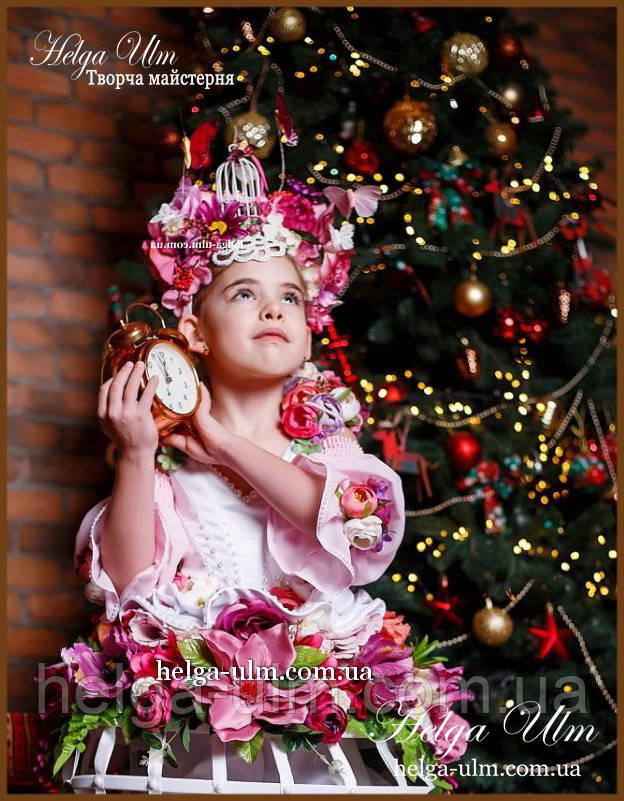"""Карнавальний костюм """"Королева квітів"""", """"Фея цветов"""", """"Весна"""" - ПРОКАТ у Львові"""