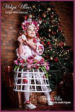 """Карнавальний костюм """"Королева квітів"""", """"Фея квітів"""", """"Весна"""" - ПРОКАТ у Львові"""