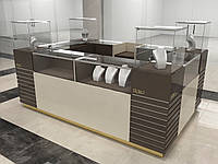 Дизайн-проект ювелирного магазина от Magic Line