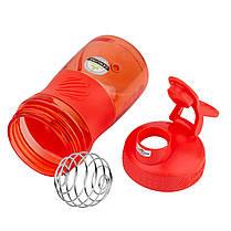 Спортивная бутылка-шейкер BlenderBottle SportMixer 590ml Coral (ORIGINAL) , фото 3