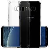 Чехол прозрачный для Samsung Galaxy S8 Plus, фото 5