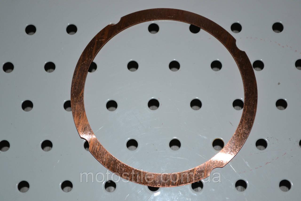 Прокладка головки цилиндра к мотоблоку D178F медь