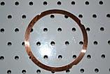 Прокладка головки цилиндра к мотоблоку D178F медь, фото 2