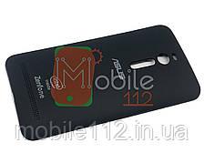 Задняя крышка Asus ZenFone 2 (ZE550ML, ZE551ML, Z00AD) черная