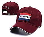 Разные цвета Tommy Hilfiger кепка бейсболка мужская, женская томми хилфигер, фото 2