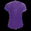 Женская спортивная футболка, т.фиолетовый, SOL'S SPORTY WOMEN от XS до XXL, фото 2
