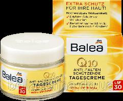 Дневной крем против морщи 50 мл Balea Q10 LSF 30