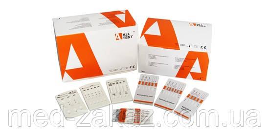 Швидкий тест на 10 наркотиків з фальсифікатом DUA-1104