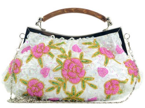 8c753621b447 Кожаные и текстильные вечерние сумочки и клатчи, с ручкой и без - Страница  10