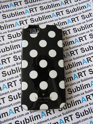 Дизайнерский чехол ручной работы для Iphone 6 (горошек глянцевый), фото 2