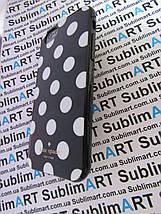 Дизайнерский чехол ручной работы для Iphone 6 (горошек глянцевый), фото 3