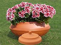 Подставка пластиковая под Вазон Ф450 мм , уличные горшки (кашпо, термочаши) для цветов