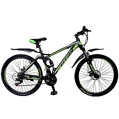 Горный двухподвесный велосипед Titan Viper 26″ NEW 2018