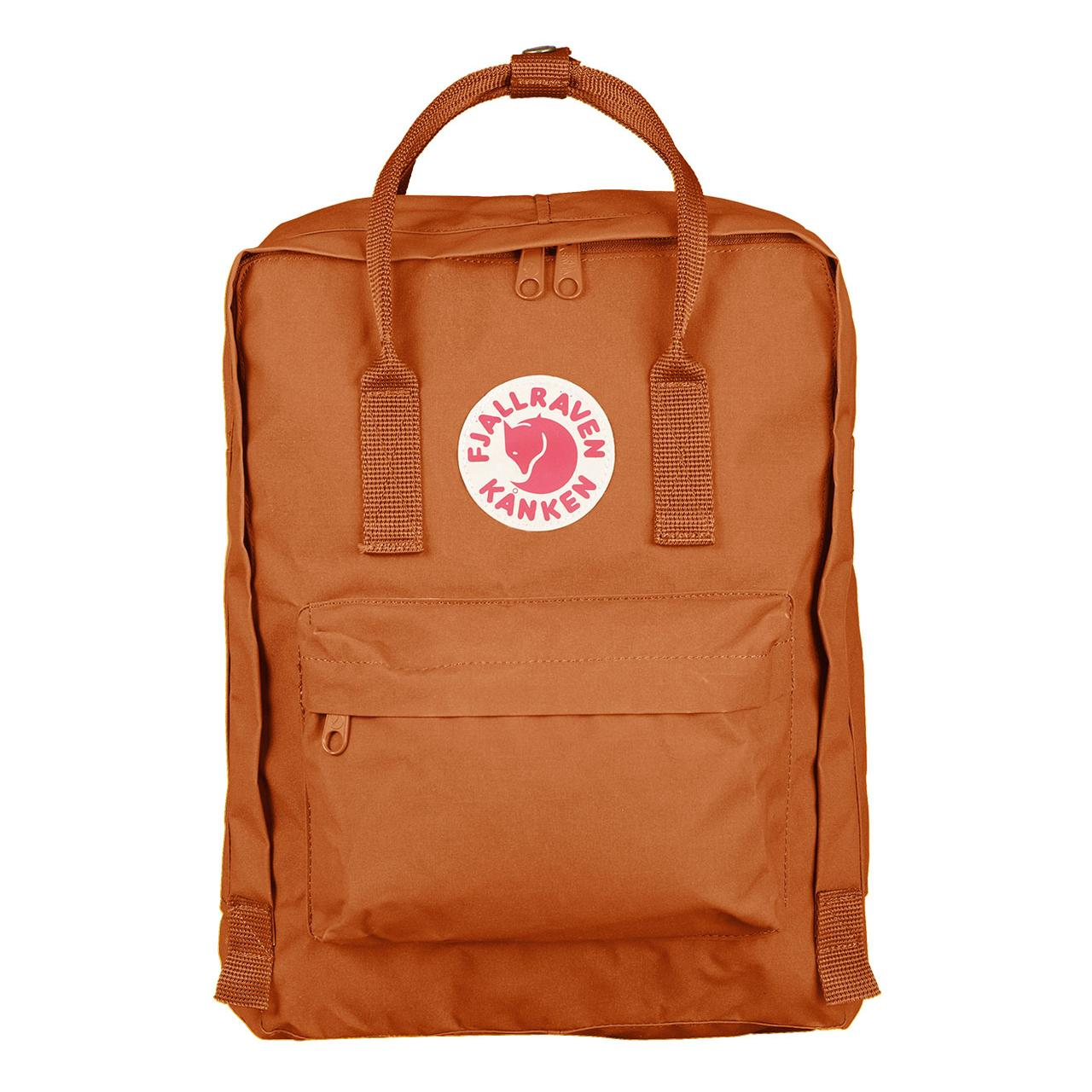 Рюкзак Fjarvallen Kanken Classiс Burnt Orange (реплика)