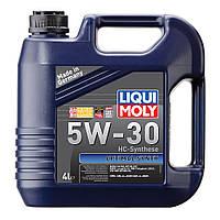 Синтетическое моторное масло - Optimal Synth SAE 5W-30   4 л.