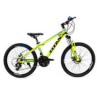 Детский горный велосипед Titan Flash 24″ NEW 2017