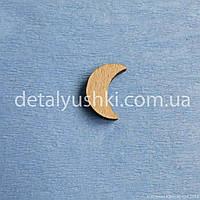Заготовки для бизиборда, Луна из фанеры, Декор для Бизиборда