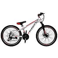 Детский горный велосипед Titan Maxus 24″ NEW 2018