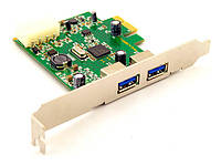 Контроллер PCI-E - USB 3.0, 2-порта