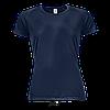 Женская спортивная футболка, т.синий, SOL'S SPORTY WOMEN от XS до XXL, фото 2