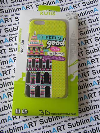 Дизайнерский чехол ручной работы для Iphone 6 soft-touch , фото 2