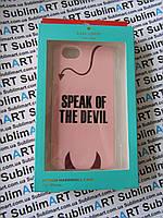 Дизайнерский чехол ручной работы для Iphone 6 devil