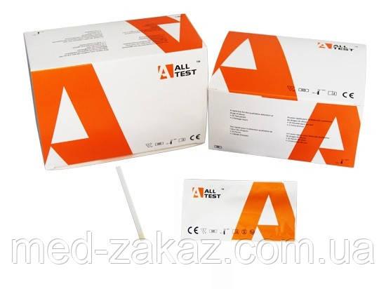 Швидкий тест на бензодіазепіни (BZO) DBZ-101