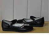 Туфли на девочку Yalike арт 5-19  черные р 27-32, фото 5