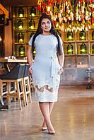 """Платье больших размеров """" Лён """" Dress Code, фото 1"""