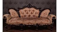 Диван Bella, не раскладной диван, мягкий диван, мебель в ткани, тканевый диван