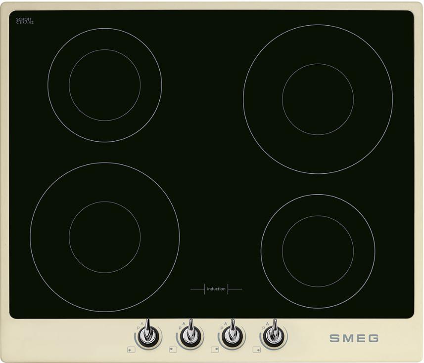 Индукционная варочная панель Smeg PI964P