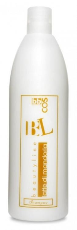 BbCOS Shampoo Latte Mand Шампунь c миндальным молочком, 5000 мл.