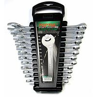 Набор ключей комбинированных  на холдере 12 шт. дюймовые GBAC1201 TOPTUL