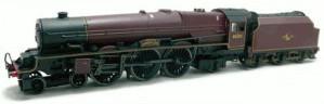 Модель коллекционная Культовые Локомотивы (Амерком) Amercom №15 Princess Royal (1:76)