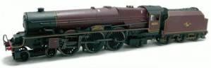 Колекційна Модель Культові Локомотиви (Амерком) Amercom №15 Princess Royal (1:76)