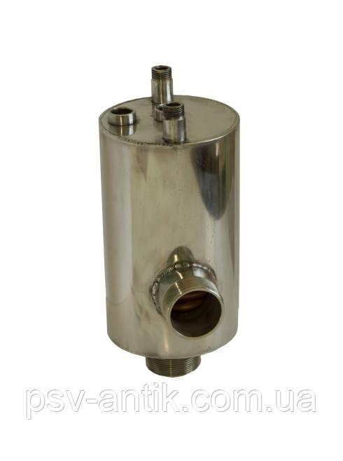 Охладительный, защитный теплообменник Grafix-A50 для твердотопливных котлов