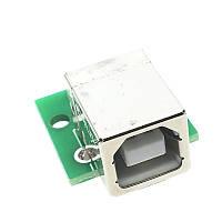 Конвертер USB в DIP адаптер 4pin мама разъем, фото 1