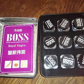 Препарата для мужской потенции, Boss Royal (27 таблеток), фото 2